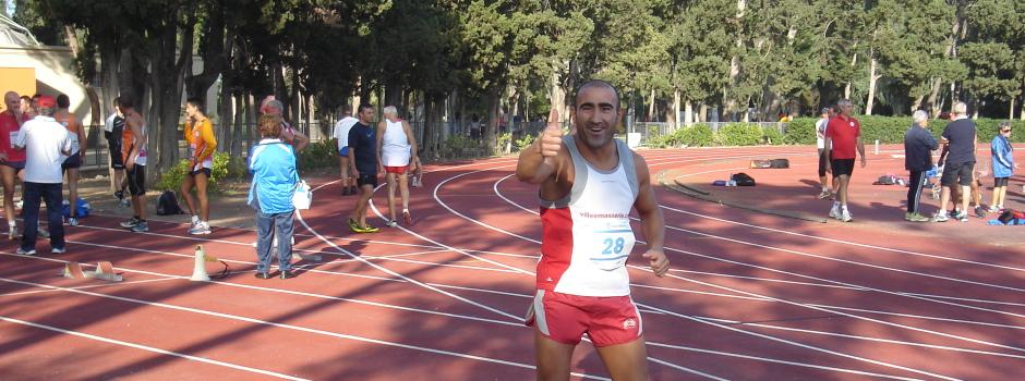 Roberto Orlando. Una vita dedicata allo sport.