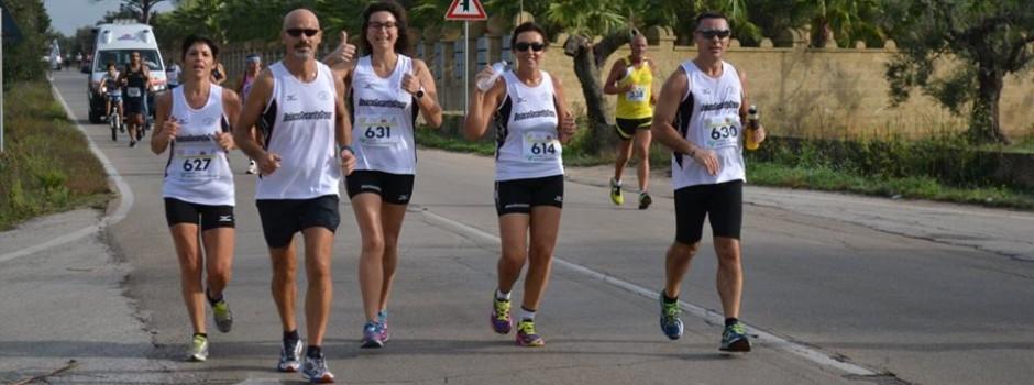 Melissano, mezza maratona 2015