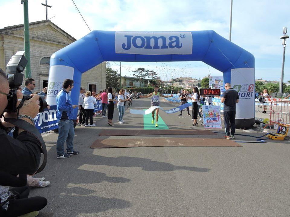 vincitore XV corriruffano
