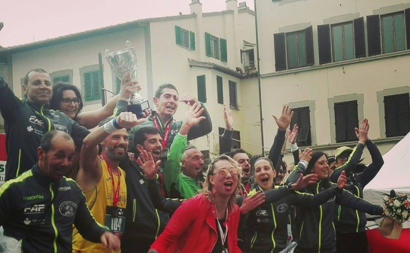 La mia Firenze Half Marathon