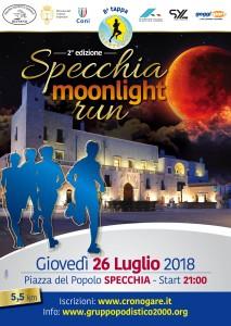 2a SPECCHIA MOONLIGHT RUN_LUGLIO 2017