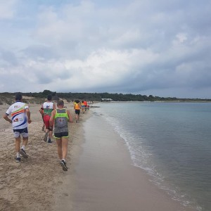 ecotrail spiaggia